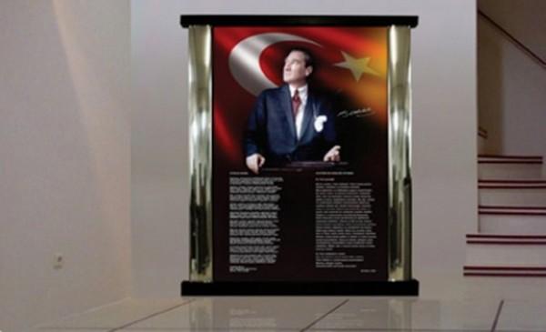 İç Mekan Atatürk Köşesi K-102