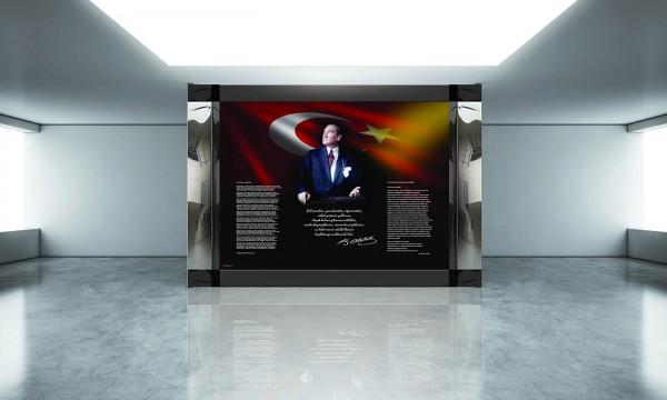 İç Mekan Atatürk Köşesi K-202