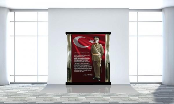 İç Mekan Atatürk Köşesi K-103