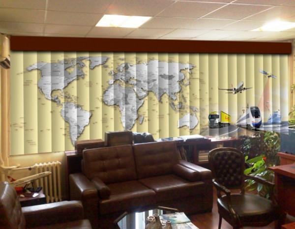 Özel Ölçekli Dünya Haritaları H-104